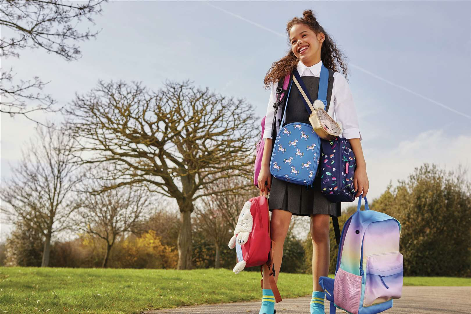 From new uniform to school bags many parents find the cost of going back to school a struggle