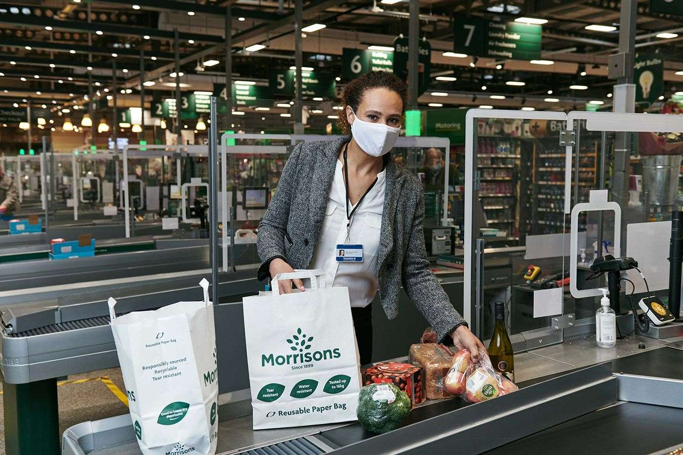 Morrisons is closing on Boxing Day to say thank you to its staff