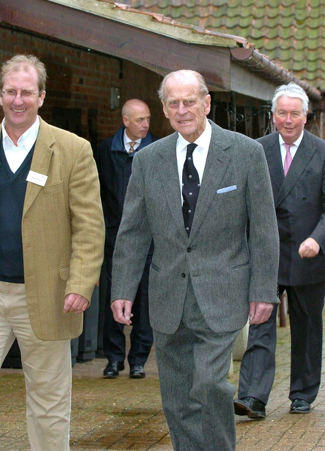 HRH Prince Philip Duke of Edinburgh celebrates his 90th year in 2011, a Lynn News Archive picture special.. (46006320)